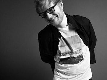 Ed Sheeran artist photo