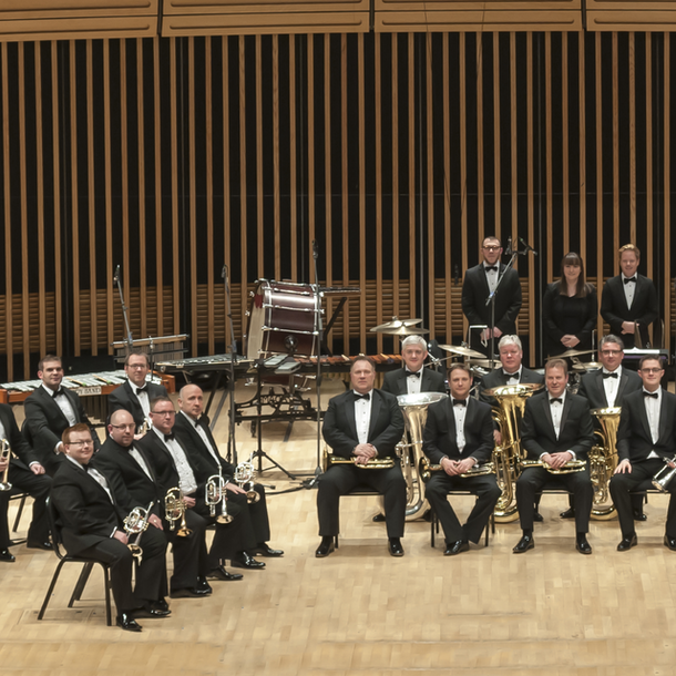 Grimethorpe Colliery Band Tour Dates