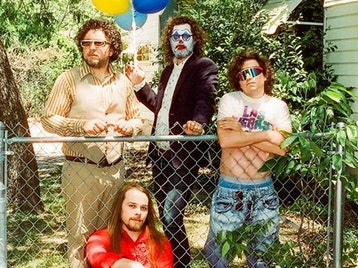 White Denim artist photo