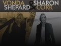 Vonda Shepard, Sharon Corr event picture