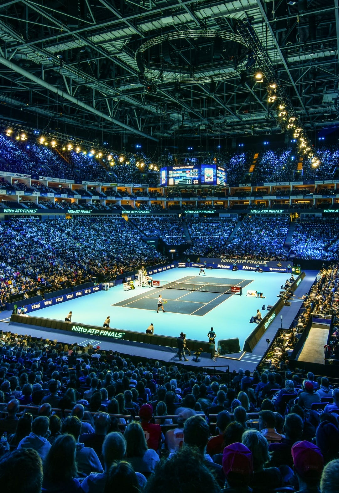 2020 Nitto Atp Finals London Tickets The O2 15th Nov 2020 Ents24