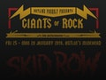Giants of Rock: Skid Row, Roger Chapman event picture