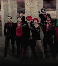 The Urban Voodoo Machine artist photo