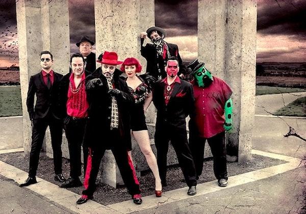 The Urban Voodoo Machine Tour Dates