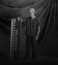 Adam Kay artist photo