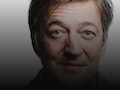 Stephen Fry Live! Heroes event picture