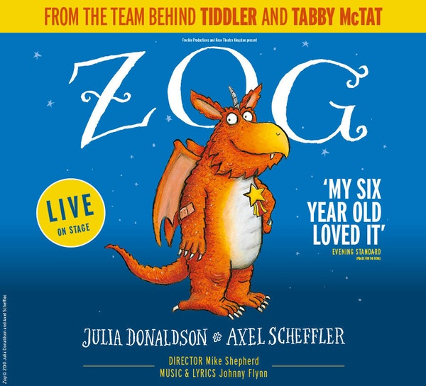 Zog - Live On Stage Tour Dates