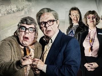 The League Of Gentlemen Live Again!: The League Of Gentlemen picture
