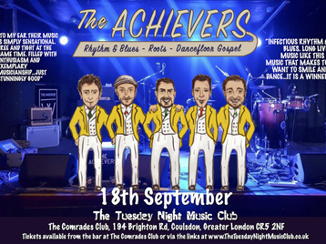 The Tuesday Night Music Club: The Achievers picture
