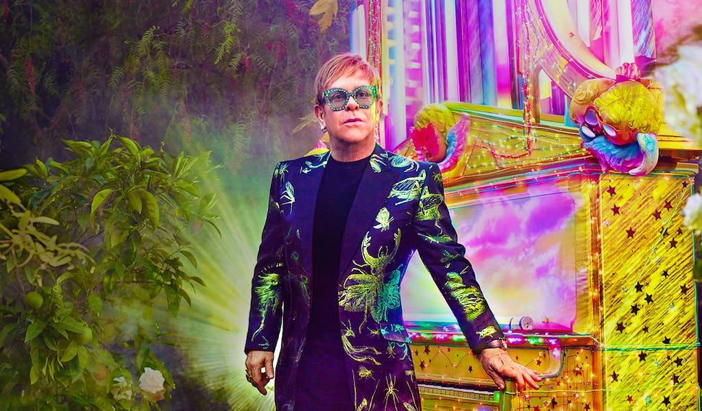 Elton John Tour 2020.Elton John Tickets M S Bank Arena Liverpool 14th Nov 2020