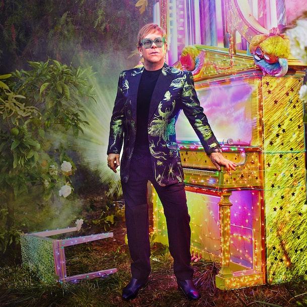 Elton John Tour Dates