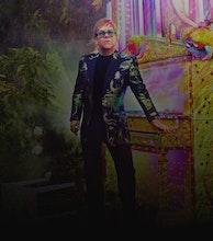 Elton John artist photo
