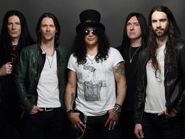Slash featuring Myles Kennedy and The Conspirators Tour Dates