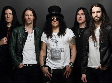 Slash featuring Myles Kennedy and The Conspirators artist photo