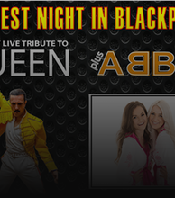 QEII – Tribute to Queen PLUS Just One Look ABBA Tribute artist photo