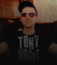 Tony Wright (Terrorvision) artist photo