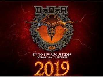 Bloodstock Open Air 2019: Sabaton, Powerwolf, TesseracT, Children of Bodom, Soulfly, Metal Church, Death Angel, Incite (USA), Parkway Drive, Anthrax, Cradle Of Filth, Code Orange, Thy Art Is Murder, Evil Scarecrow, Swallow The Sun, Scorpions, Dimmu Borgir, Queensrÿche, Dee Snider, Hypocrisy, Soilwork, Ross The Boss, Rotting Christ, Grand Magus, Eluveitie, Aborted picture