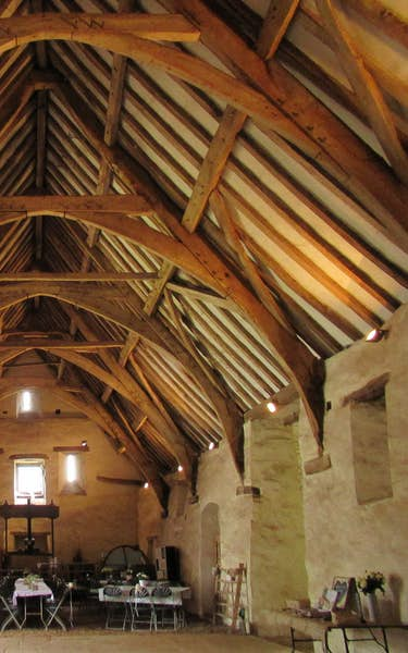 Winterbourne Medieval Barn Events