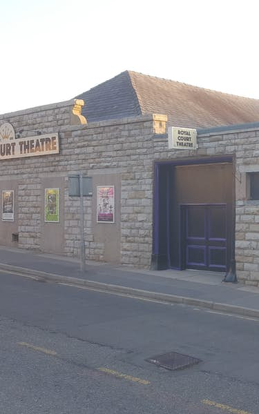 Bacup Royal Court Theatre Events