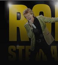Rod Stewart artist photo