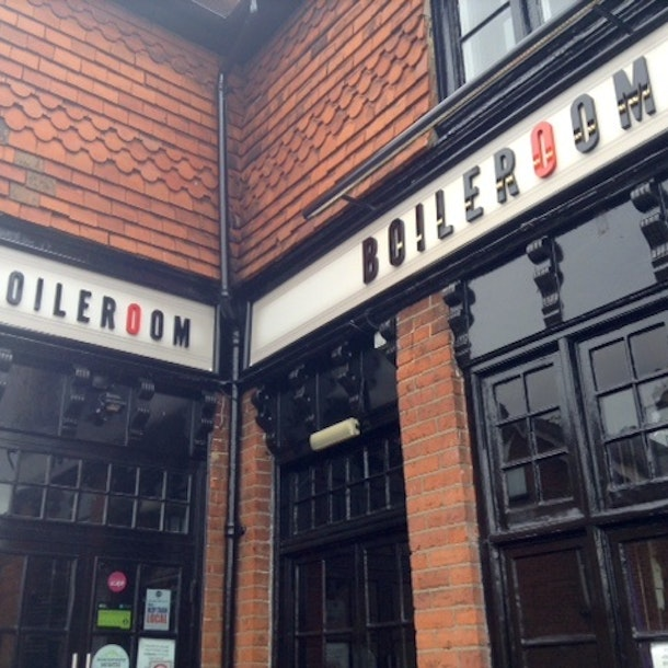 The Boileroom Events
