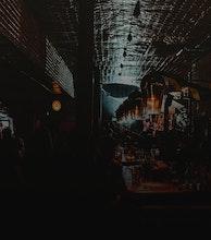 The Blues Kitchen Shoreditch artist photo