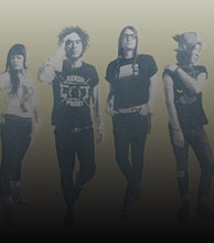 The Dandy Warhols artist photo