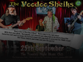 The Tuesday Night Music Club: Voodoo Sheiks event picture