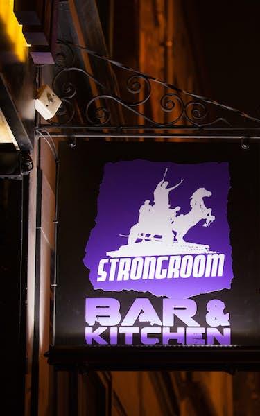 Strongroom Bar & Kitchen Events