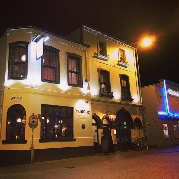 The Jericho Tavern Events