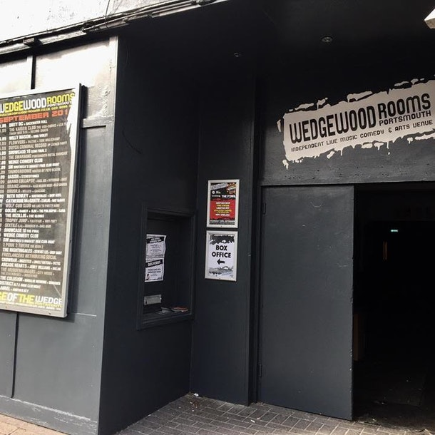 The Wedgewood Rooms Events