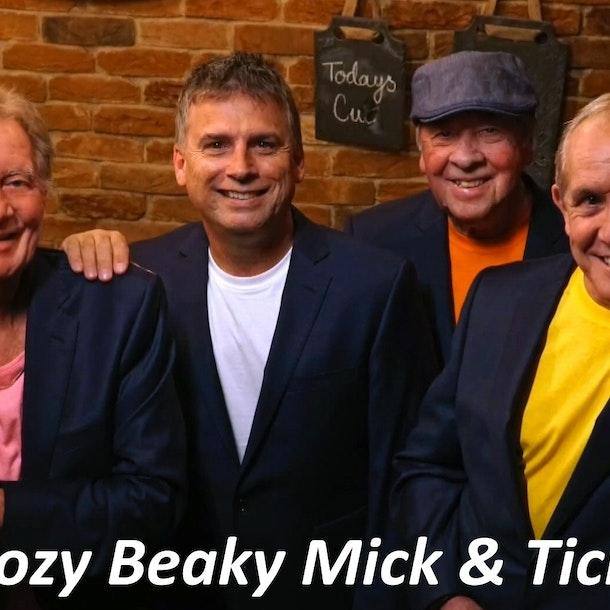 Dozy Beaky Mick & Tich Tour Dates