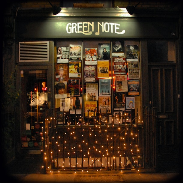 Green Note Events