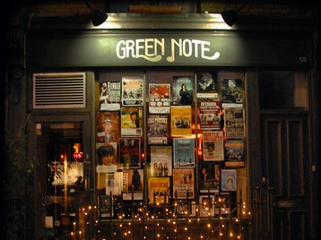 Green Note picture