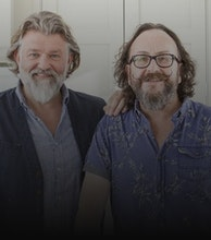 The Hairy Bikers artist photo