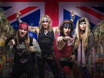 Lower The Bar Tour: Steel Panther picture