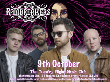 The Tuesday Night Music Club: Rainbreakers picture