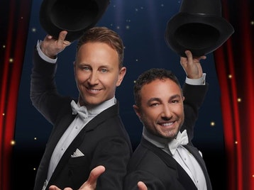 The Ballroom Boys: Ian Waite, Vincent Simone picture