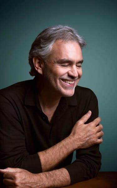 Andrea Bocelli Tour Dates