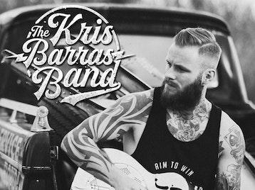The Kris Barras Band: Kris Barras, Buffalo Summer picture