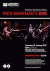 Flyer thumbnail for Rick Wakeman's KGB: Rick Wakeman, Dave Colquhoun, Matt Pegg