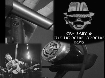 Cry Baby & The Hoochie Coochie Boys, Jim Kirkpatrick picture