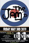 Flyer thumbnail for The Jam'd
