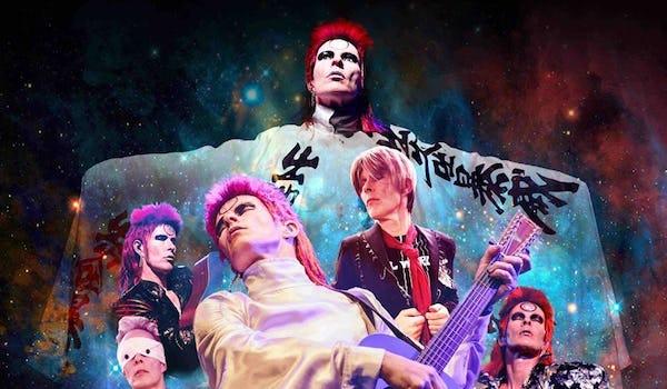 Absolute Bowie Tour Dates