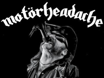 Motörheadache - A Tribute To Lemmy picture