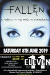 Flyer thumbnail for Fallen - A Tribute To The Music Of Evanescence