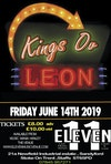 Flyer thumbnail for The Kings Ov Leon