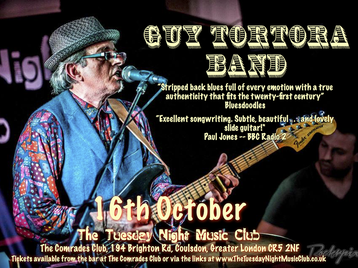 The Tuesday Night Music Club: The Guy Tortora Band picture