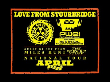 Love From Stourbridge 2019: Ned's Atomic Dustbin, Pop Will Eat Itself, Miles Hunt (DJ Set) picture