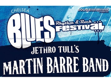 Chelsea Music Festival: Martin Barre, Stevie Nimmo, Bourbon Street Revival, Deep Blue Sea, JFK Blue picture